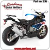 236 - PQ8 Combo Quickshifter BMW S1000RR, R1200S, GS models.