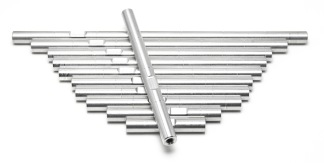 Aluminium shift rods