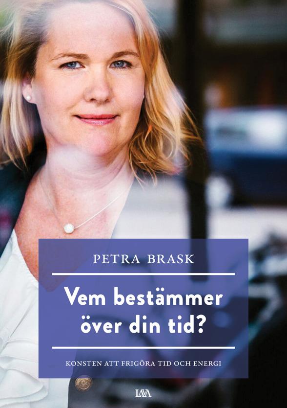 Vem bestämmer över din tid? Petra Brask, PB & Partners
