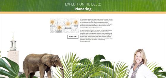 Webbkurs Personlig Effektivitet, Planering, Expedition Tid, www.petrabraskacademy.se