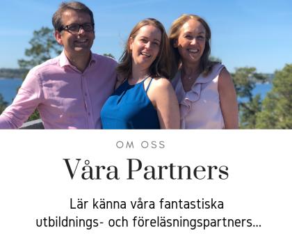 Partners på PB & Partners, Petra Brask, Effektivitetsutbildningar