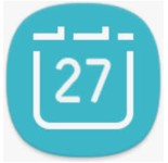 Samsung Kalender, app, effektiva appar, PB & Partners, Petra Brask