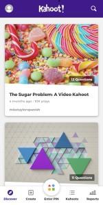 App Kahoot, Plugga tillsammans och gör roliga Quiz