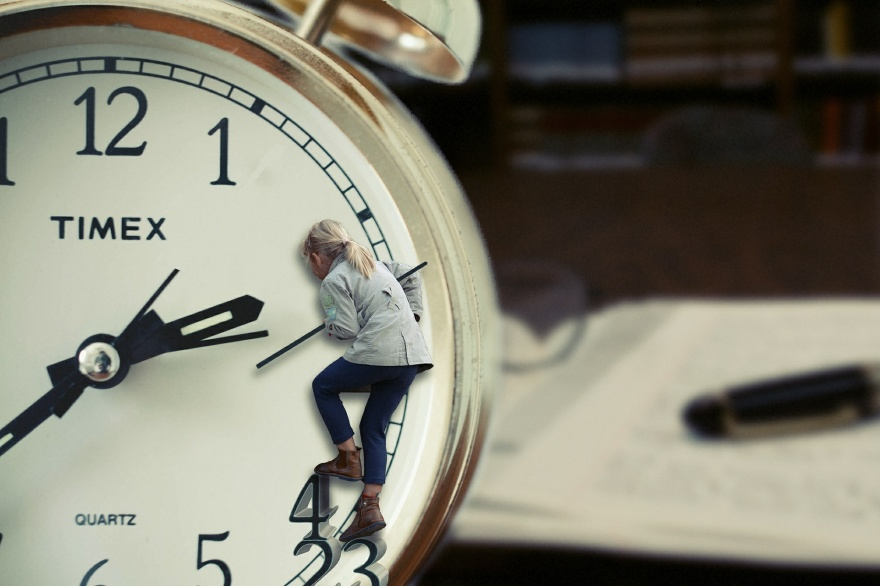 Time Tracker 2, Effektiva Appar, PB & Partners,