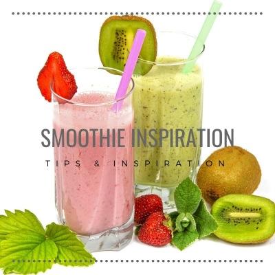 Smoothie Inspiration, PB & Partners