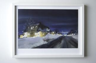 BLÄCKHORN - Vinter