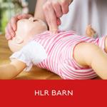 HLR hjärt- och lungräddning barn
