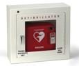 Skyddsskåp till hjärtstartare Philips FRx