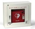 Skyddsskåp till hjärtstartare Philips FR3