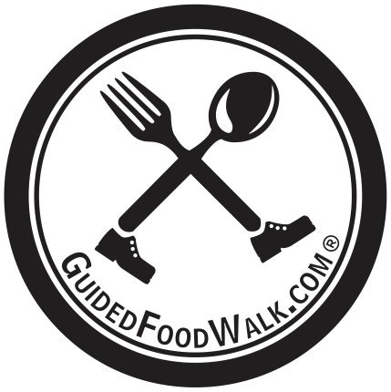 Guided Food Walk - DELICIOUS - Presentkort 1 person - DELICIOUS Presentkort 1 person
