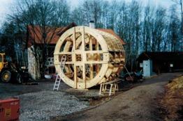 Vattenhjulet