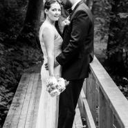 Bröllopsfoto i Halmstad