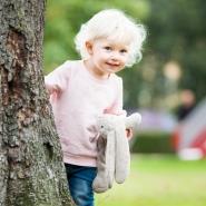 Barnfotografering park halmstad