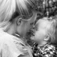 Mamma dotter fotograf halmstad