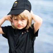 barn halmstad fotografering