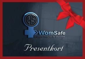Womsafe Presentkort - Presentkort
