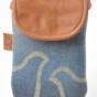 Giron mobilväska - Blå färgställning