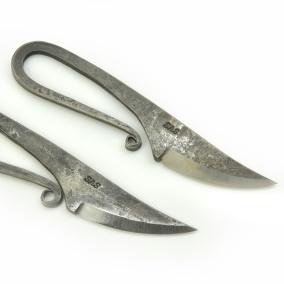 Järnålderskniv i smide - Kniv