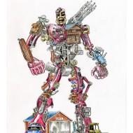 Robot från Trollguiden.