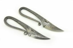 Järnåldersknivar