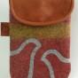 Giron mobilväska - Röd färgställning