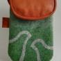 Giron mobilväska - Grön färgställning