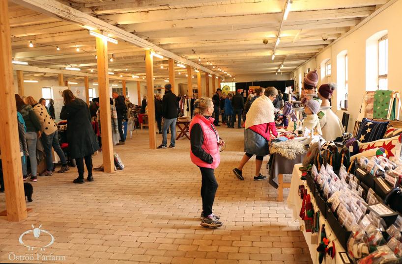 Vi erbjuder en lugn, lantlig och annorlunda miljö för konferens & event hos oss på Öströö fårfarm, mitt i Halland!