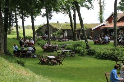 Gör en utflykt till oss på Öströö fårfarm och upplev lammsafari,  fika i Café Fårhagen. Vi har både café och lunchmeny. Varmt välkommen ut i bokskogarna!