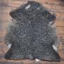 Lammskinn från Gotlandsfår - Mörkare grå med mindre lockar