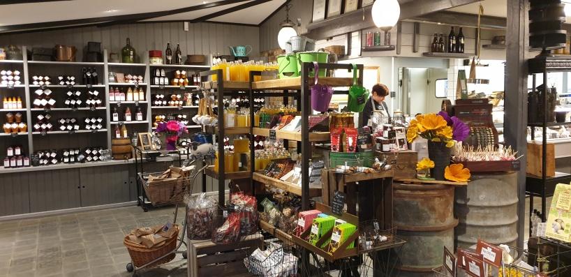 Delikatesser Varberg - gårdsbutik med delikatesser på Östraöö Fårfarm Halland