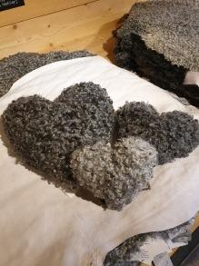 Hjärta i lammskinn
