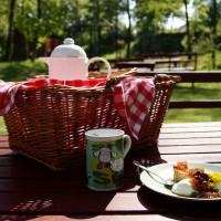 Cafémeny Öströö Fårfarm Halland upplevelser äta