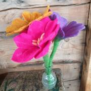 Tovad blomma