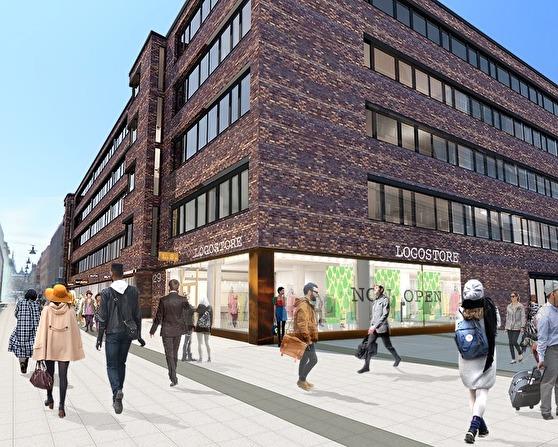 Retail; Handel i Stockholm City