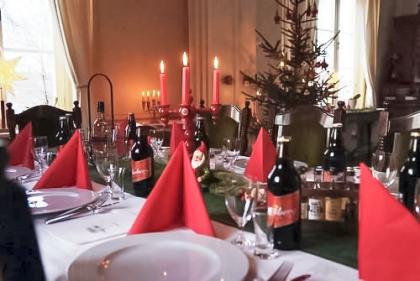 Dukat för julbord