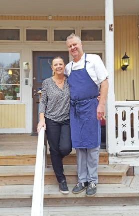 Carina & Bengt Wåhlin