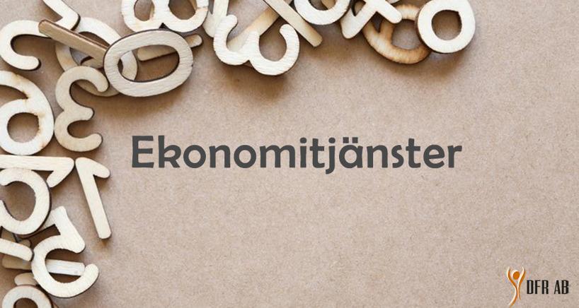 Digitala Ekonomitjänster Stockholm – DFR AB är en personlig ekonomibyrå som erbjuder digitala lösningar och ekonomitjänster för företag i Stockholm, Täby, Danderyd, Sollentuna
