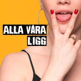 Alla våra ligg podcast podd sex