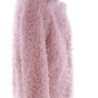 FURRY SHEEP PINK COAT