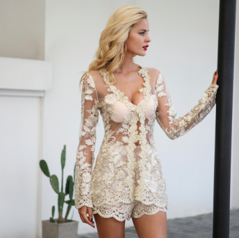 QUEEN PLAYSUIT