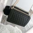 LUXURY DREAM BAG - BLACK