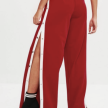 POPPER PANTS RED/WHITE