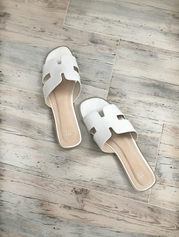 DREAMY SANDALS - WHITE
