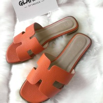 DREAMY SANDALS - ORANGE