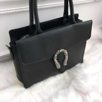 MERMAID BAG BLACK