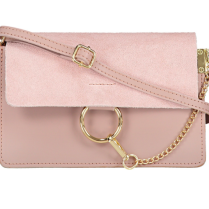 CHAIN BAG SMALL PINK