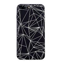 Iphone 7/8/X case fashion black