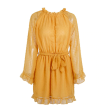 STELLA DRESS YELLOW