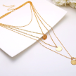 NECKLACE GOLD CROSS