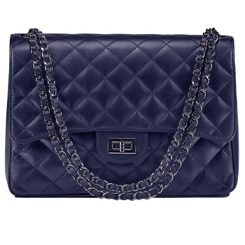 CITY BAG NAVY BLUE